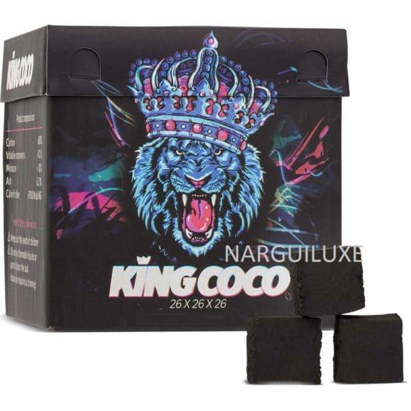 charbon naturel pour chicha-king-coco-narguiluxe.com