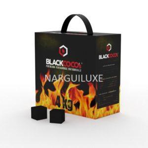 black coco 4 kilo charbon pour chicha