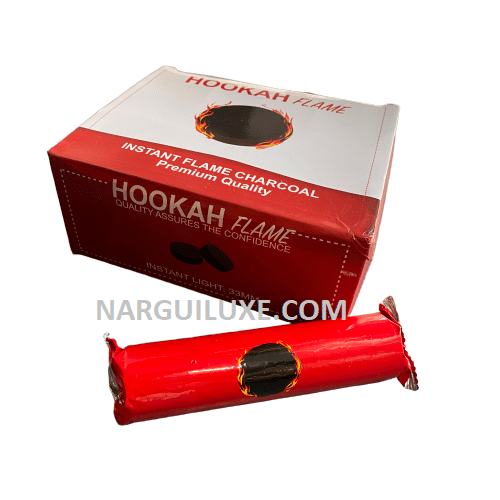 charbon hookah flame X 10