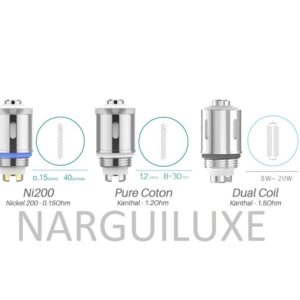 eleaf-coil-gs-air-pure-coton-12-ohm-5-resistances