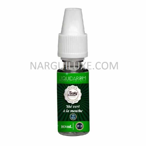 liquidarom-tasty-collection-10-ml-e-liquide-the-vert-a-la-menthe