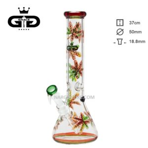GRACE GLASS - SERIE CRYSTAL - BECHER BONG