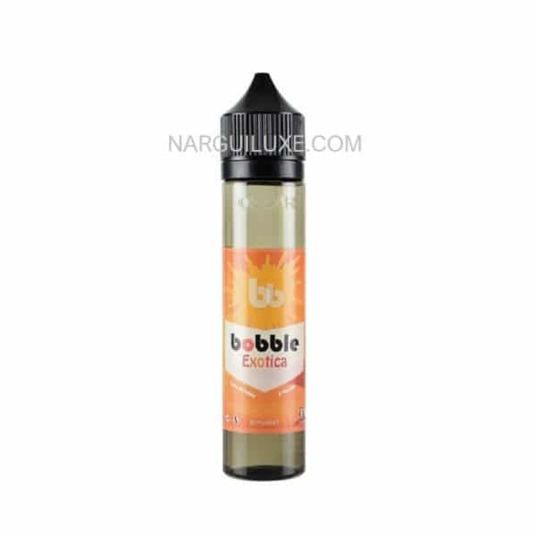BOBBLE E-liquide exotica