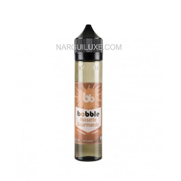 BOBBLE E-liquides noisette_gourmande