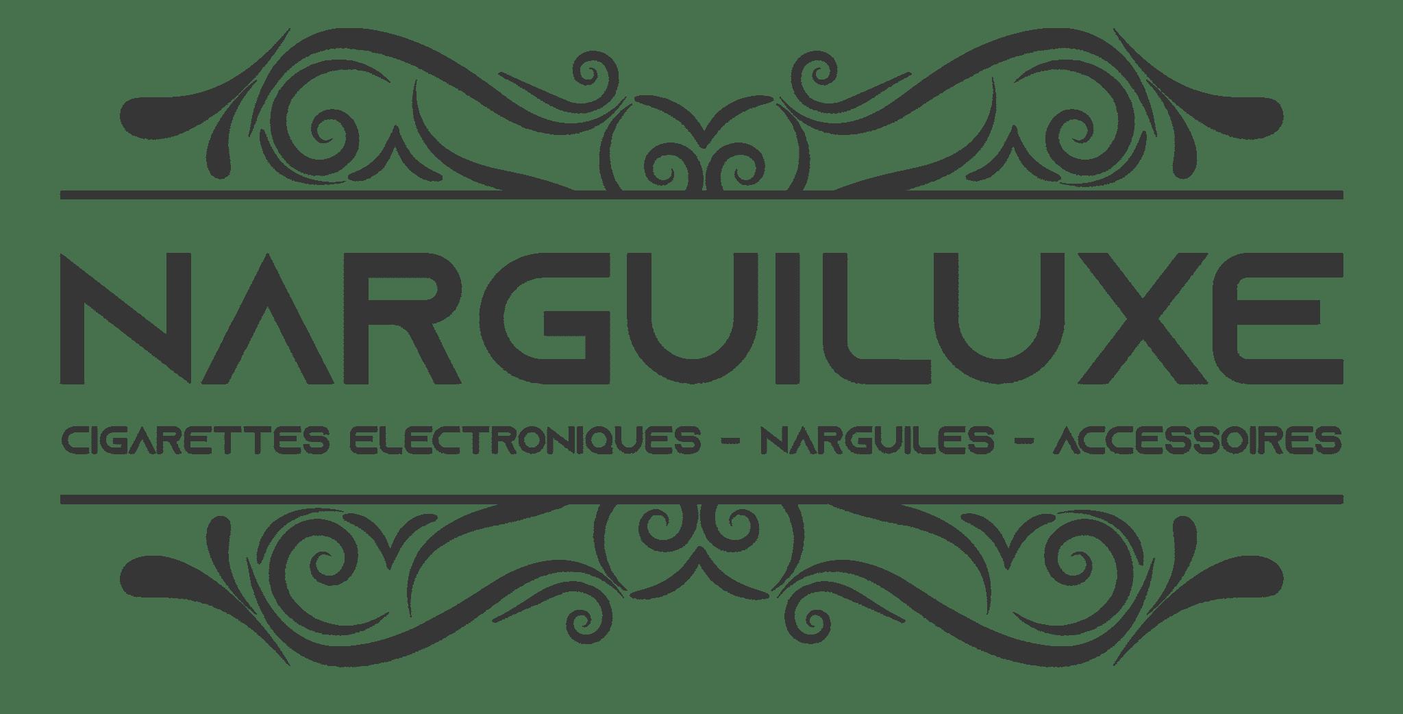 LOGO NARGUILUXE.COM