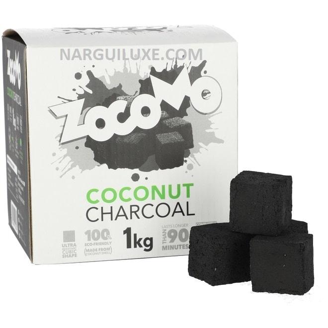 Charbon ZOCOMO 26 charbon pour chicha 1kg