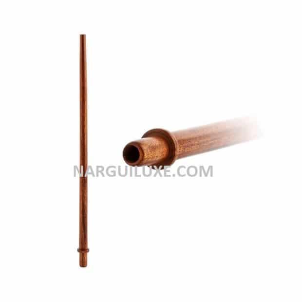 manche wood-slim kaya shisha