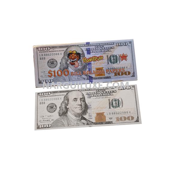 FEUILLE A ROULER 100DOLLAR