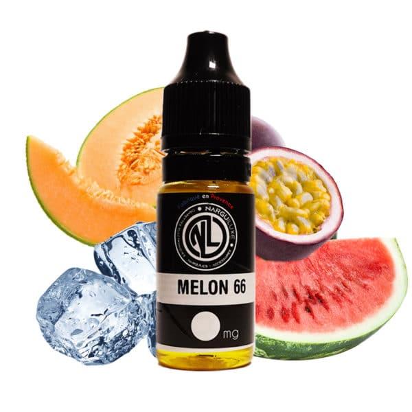 NARGUILUXE - CLASSIQUE - 10ML melon 66