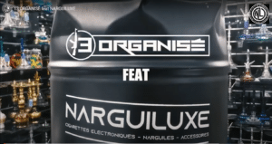 NARGUILUXE 13 ORGANISé