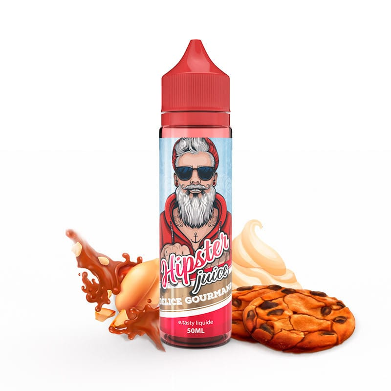Eliquide E.TASTY HIPSTER JUICE 50 ml - Special Event