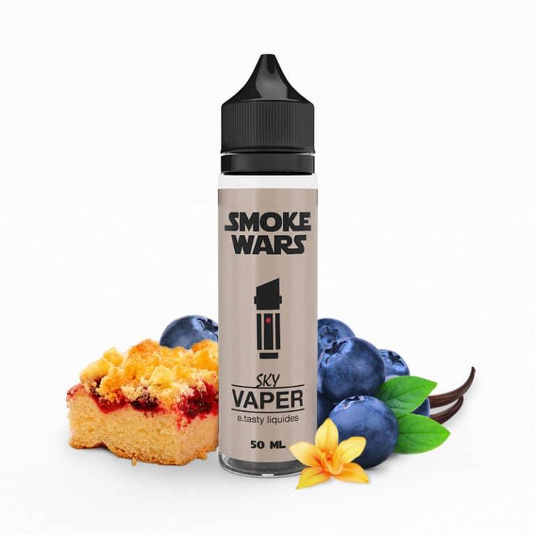 Eliquide E.TASTY Sky Vaper 50 ml – Smoke Wars