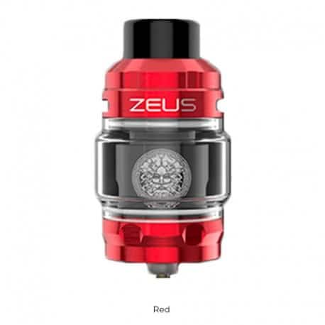 CLEAROMISEUR ZEUS SUBOHM 5ML GEEKVAPE Rouge