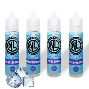 NARGUILUXE - ICE - 50ML