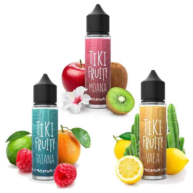 Gamme Tiki Fruity – 50ml