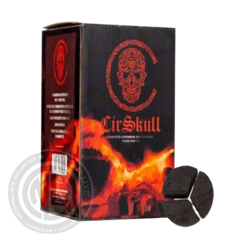 Charbon Naturel Triangle CirSkull 1kg